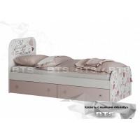 """Кровать с ящиками """"Малибу КР-10"""""""