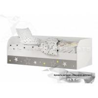"""Кровать детская (с подъёмным механизмом) """"Звездное детство КРП-01"""""""