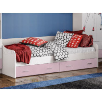 """Кровать с ящиками """"Fashion"""", Миф"""