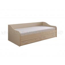 """Кровать с ящиками """"Вега"""", Миф"""