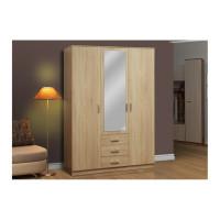 Шкаф 06.291 Фриз с зеркалом (1500)