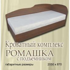 """Кровать """"Ромашка"""" с подъемным механизмом"""