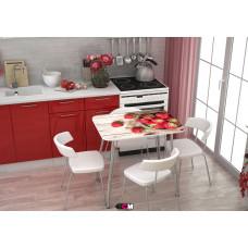 Стол кухонный (с фотопечатью)
