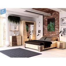 """Модульная спальня """"Санремо"""""""