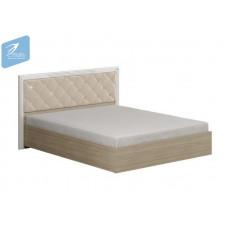 """Кровать """"Амели"""" с мягким изголовьем"""